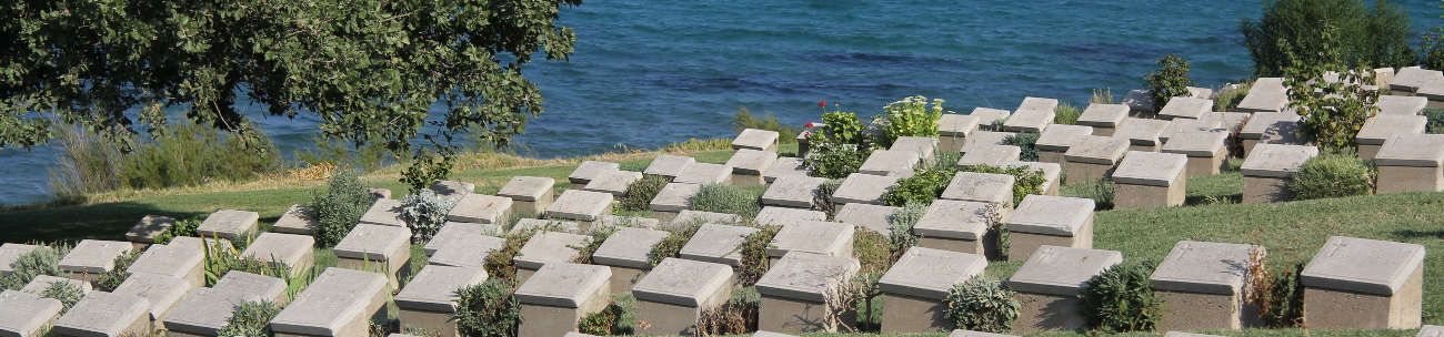 Gallipoli - Beach Cemetery